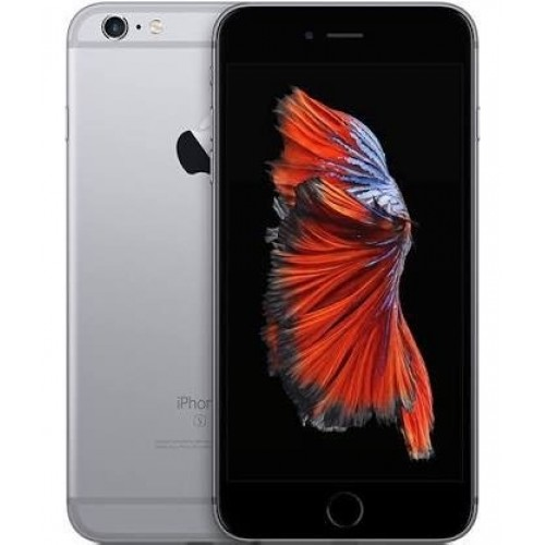 APPLE IPHONE 6S PLUS 16GB LIVRE SPACE GRAY-USADO (OFERTA PELICULA DE VIDRO FULL)
