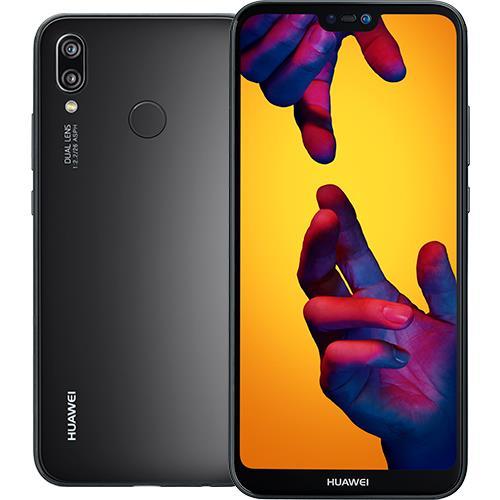 HUAWEI P20 LITE 4GB/64GB BLACK LIVRE - USADO (GRADE A)