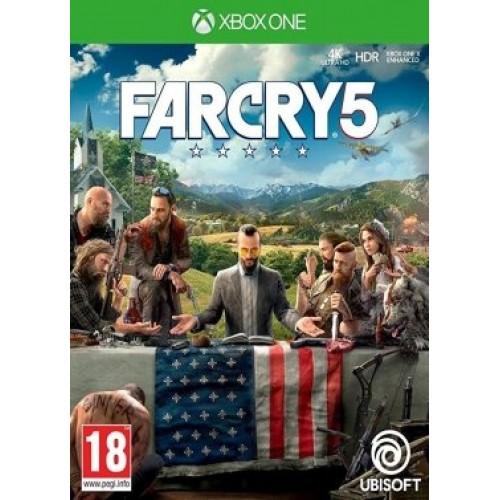 XBOX ONE FARCRY 5  - USADO