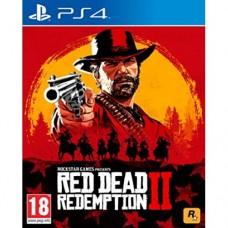 PS4 RED DEAD REDEMPTION II - USADO