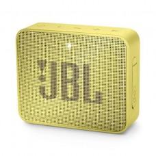 COLUNA PORTÁTIL GO 2 BLUETOOTH COM MICROFONE 5H YELLOW JBL