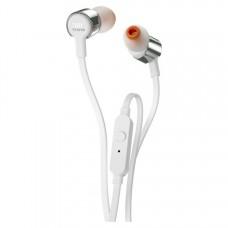 AURICULARES IN EAR HEADPHONES T210 SILVER JBL