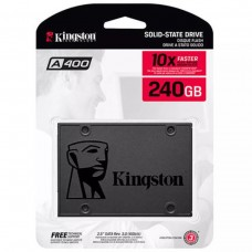 DISCO SSD 240GB A400 SATA III KINGSTON