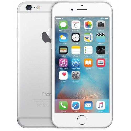 APPLE IPHONE 6 16GB LIVRE SILVER (R4) - USADO