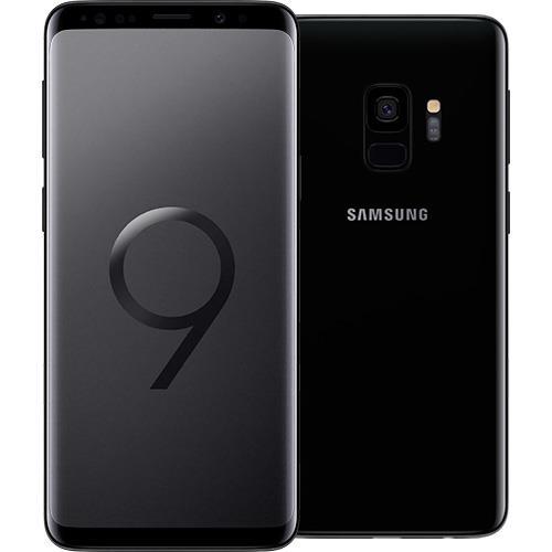 SAMSUNG GALAXY S9 G960FD 4GB/64GB DUAL SIM LIVRE PRETO - USADO