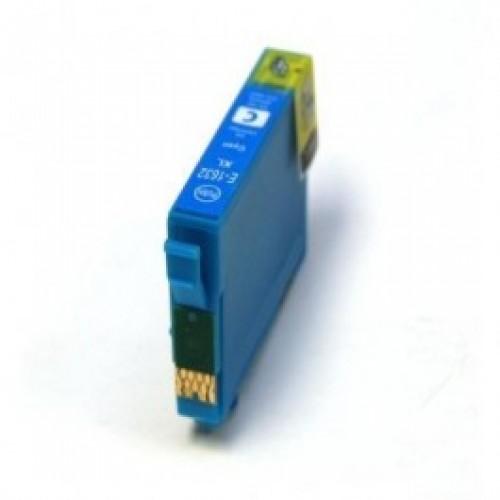 TINTEIRO EPSON COMPATÍVEL 16 XL, T1632 AZUL