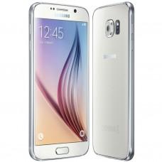SAMSUNG GALAXY S6 SM-G920F 3GB/32GB  LIVRE WHITE PEARL -USADO