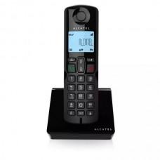 TELEFONE SEM FIOS ALCATEL S250 PRETO