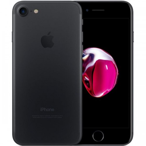 APPLE IPHONE 7 128GB LIVRE BLACK - USADO