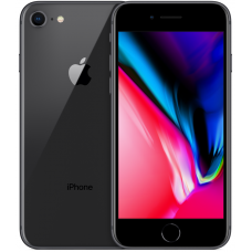 APPLE IPHONE 8 64GB LIVRE SPACE GRAY (R4) -USADO