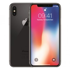 APPLE IPHONE X 64GB LIVRE SPACE GRAY  - USADO