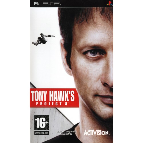 PSP TONY HAWK´S: PROJECT 8- USADO SEM CAIXA