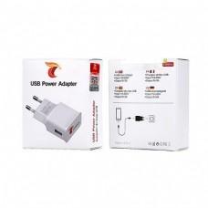 USB POWER ADAPTER 5V 2A LT PLUS