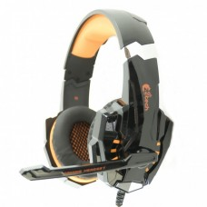 AUSCULTADORES GAMING H900 KEACH ORANGE Z8TECH