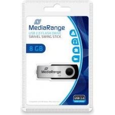 PENDRIVE 8GB USB MEDIARANGE