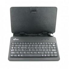 CAPA TABLET 10 COM TECLADO MICRO USB KL-10 Z8TECH