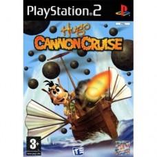 PS2 HUGO CANNON CRUISE - USADO SEM CAIXA