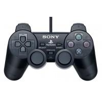PS2 COMANDO DUALSHOCK 2 COM FIO SONY - USADO