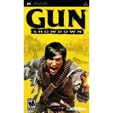 PSP GUN SHOWDOWN  - USADO SEM CAIXA