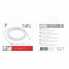 CABO IPHONE LIGHTNINGH USB  2M B7002 BRANCO LT PLUS