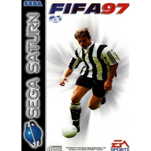 SATURN FIFA 97 - USADO SEM CAIXA