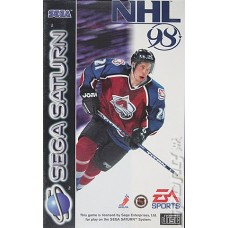 SATURN NHL 98 - USADO SEM CAIXA
