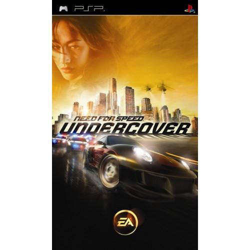 PSP NEED FOR SPEED UNDERCOVER - USADO SEM CAIXA