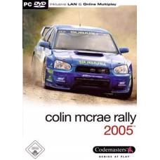 PC COLIN MCRAE RALLY 2005 - USADO