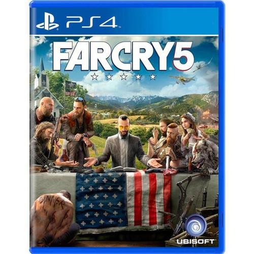 PS4 FARCRY 5 - USADO