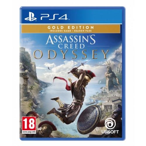 PS4  ASSASSIN´S CREED ODYSSEY - USADO