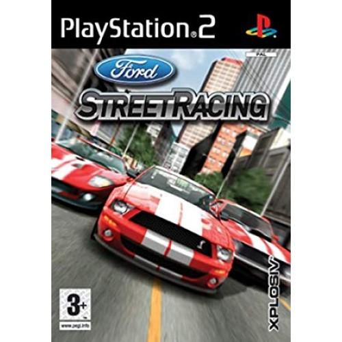 PS2 FORD STREET RACING  - USADO