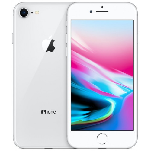 APPLE IPHONE 8 256GB LIVRE SILVER -USADO