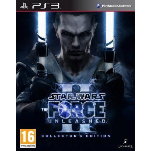 PS3 STAR WARS: FORCE UNLEASHED II/2 - USADO