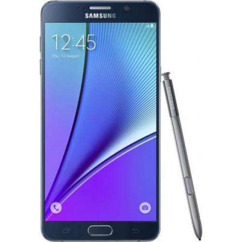 SAMSUNG GALAXY NOTE 5 N920A 4GB/32GB PRETO - USADO