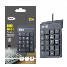 MINI WIRED KEYBOARD USB GT944 MTK