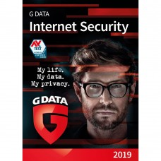 G DATA INTERNET SECURITY 1PC 12M – CD OEM