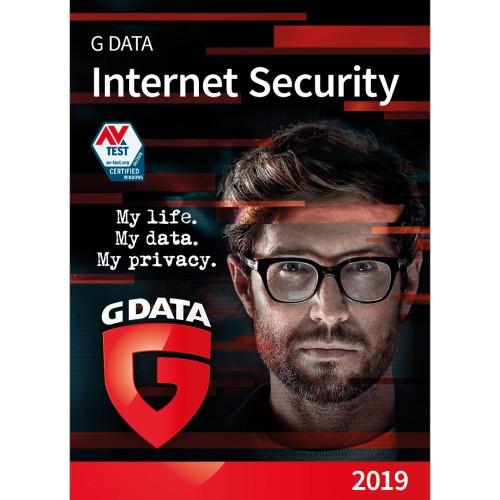 G DATA INTERNET SECURITY 1PC 12M – CD OEM
