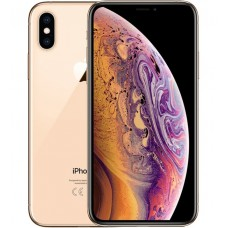 APPLE IPHONE XS MAX 64GB LIVRE GOLD  (A1) - USADO