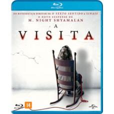 FILME A VISITA BLU-RAY USADO