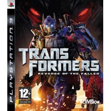 PS3 TRANSFORMERS REVENGE OF FALLEN - USADO