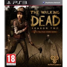 PS3 THE WALKING DEAD SEASON TWO - USADO