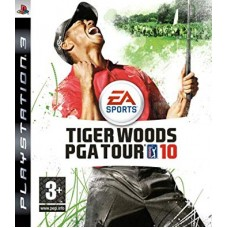 PS3 TIGER WOODS PGA TOUR 10 - USADO