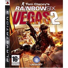 PS3 TOM CLANCY´S RAIMBOW SIX VEGAS 2 - USADO