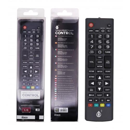 COMANDO TV UNIVERSAL PARA LG R5631 PRETO ONEPLUS