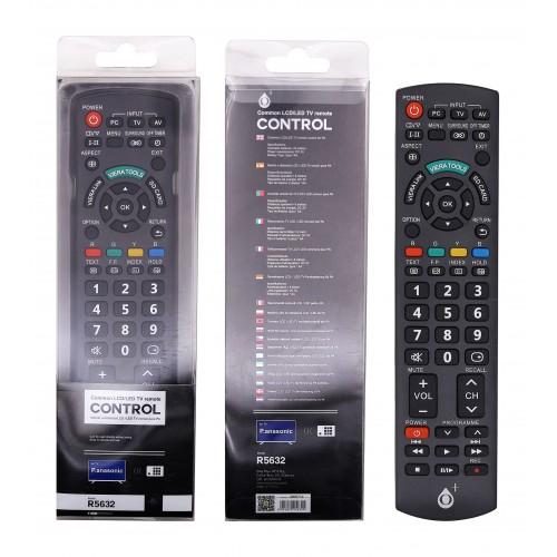 COMANDO TV UNIVERSAL PARA PANASONIC R5632 PRETO ONEPLUS