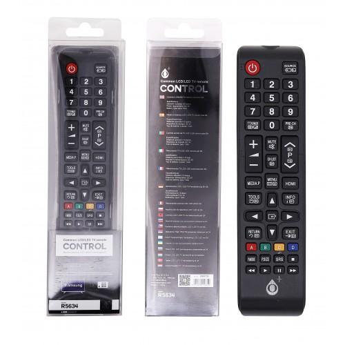 COMANDO TV UNIVERSAL PARA SAMSUNG R5634 PRETO ONEPLUS
