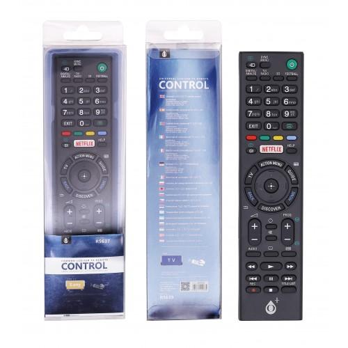 COMANDO TV UNIVERSAL PARA SONY R5637 PRETO ONEPLUS