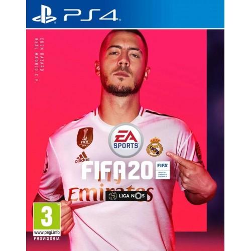 PS4 FIFA 20 - NOVO