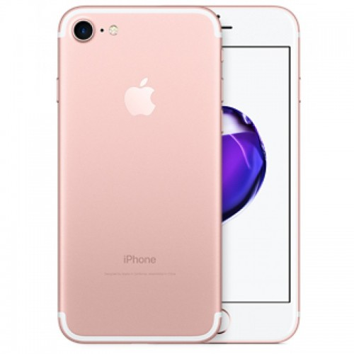 APPLE IPHONE 7 32GB LIVRE ROSE GOLD - USADO