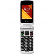 ZTC SENIOR PHONE C230 BRANCO LIVRE